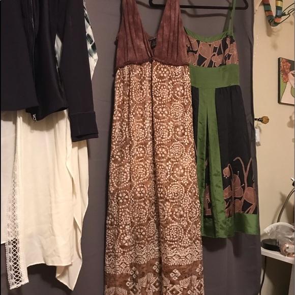 Dresses & Skirts - Lucky brand maxi dress